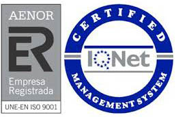 aenor iso 9001 certification